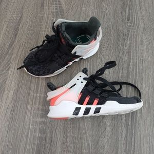 Girl Adidas sneakers size US 11k